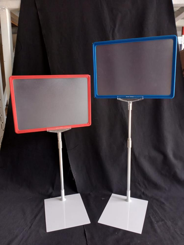 DISPLAY PROMO FRAME A4 - STAND DISPLAY A4 - POP LOKAL