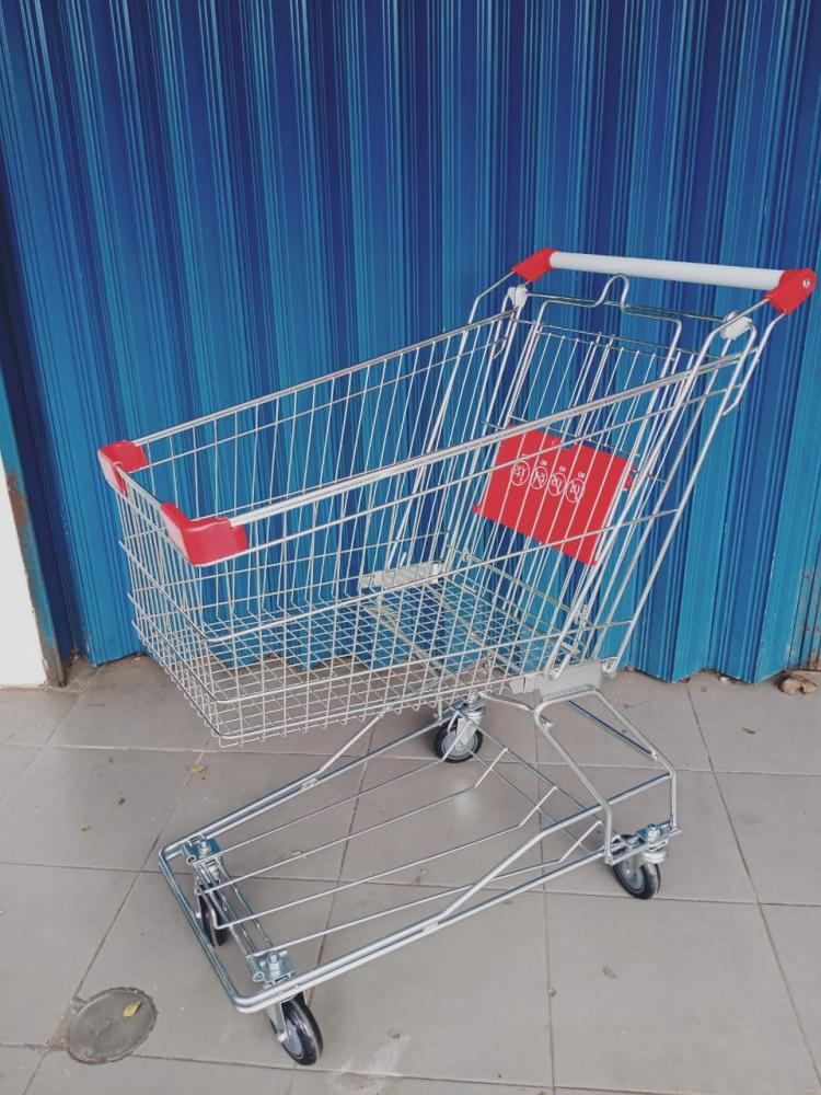 SHOPPING CART 100 Lt LOWER TRAY Uk P 870 * L 520 * T 980 mm